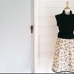 Japanese Skirt Fans Skirt Pocket Skirt Summer Skirt